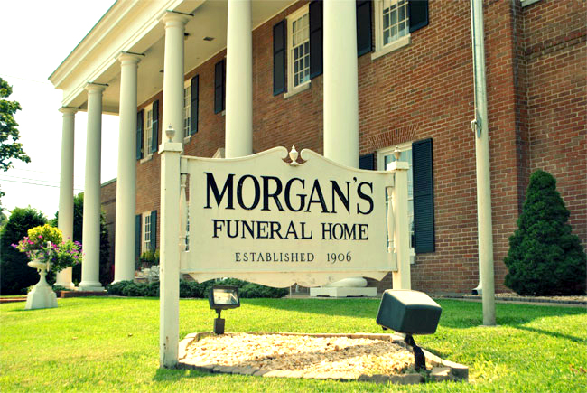 Morgans Funeral Home